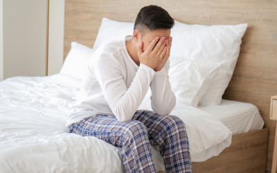 6 Signs You Aren't Getting Enough Sleep
